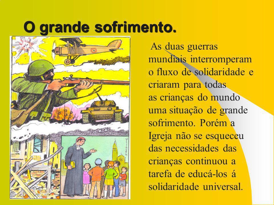 Os 100 anos Em 1943 se deviam celebrar os 100 anos de sua fundação, mas a guerra não o permitiu.