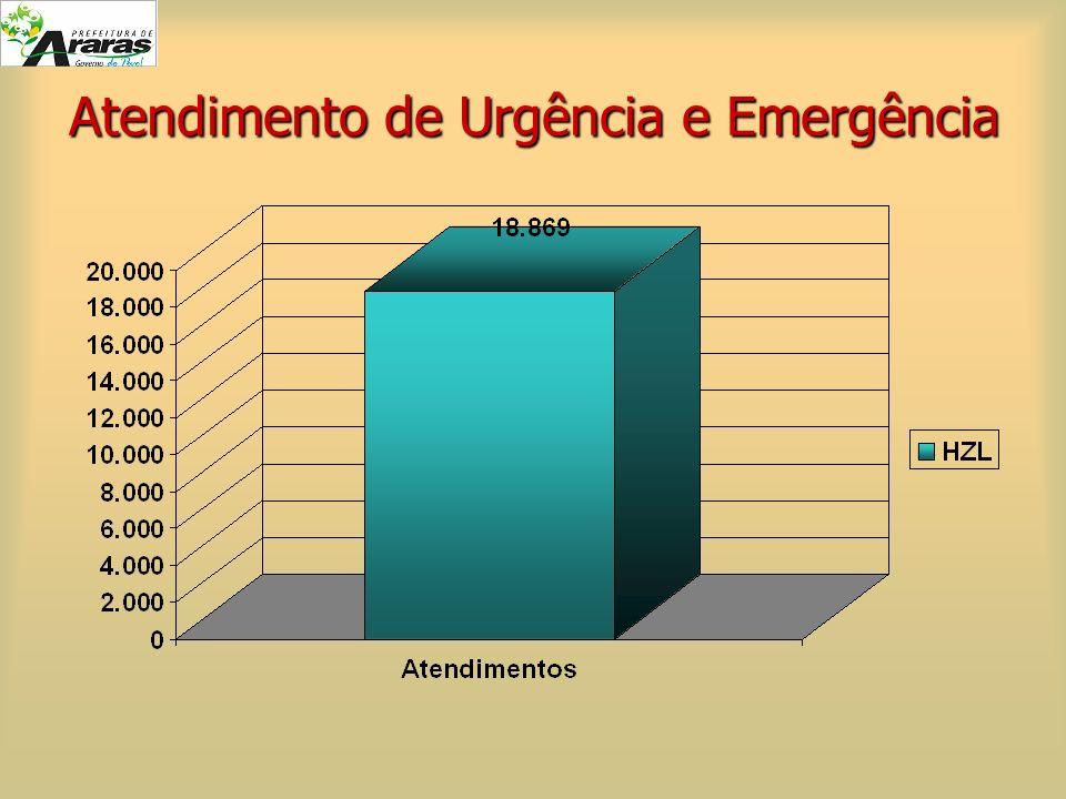Atendimento de Urgência e Emergência