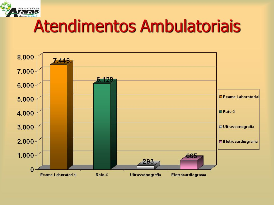 Atendimentos Ambulatoriais