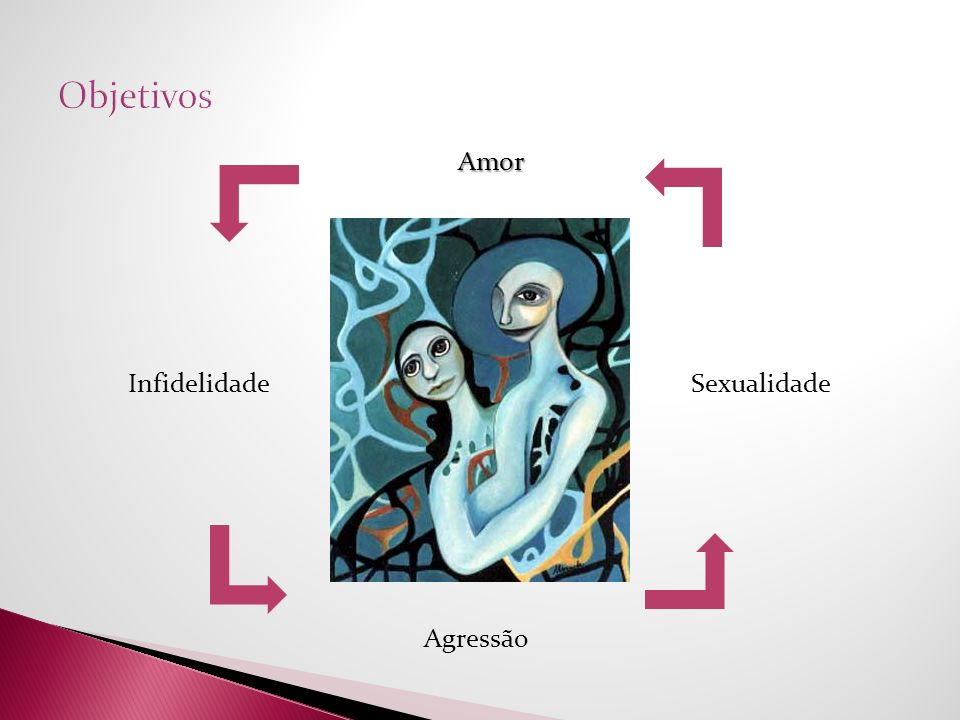 SexualidadeInfidelidade Agressão Amor