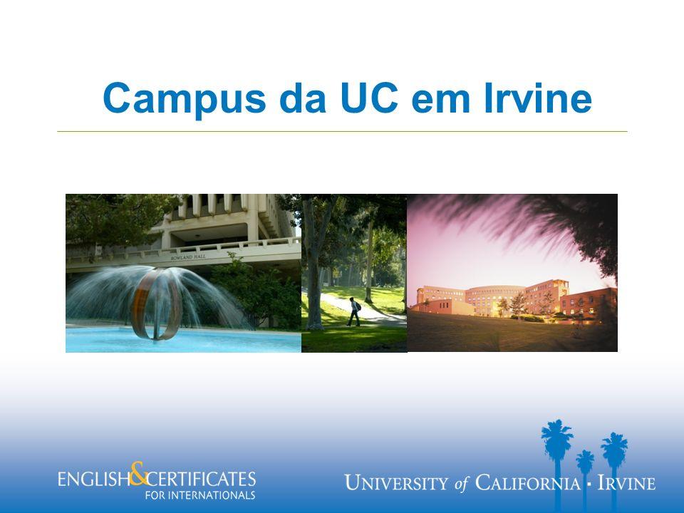 Campus da UC em Irvine