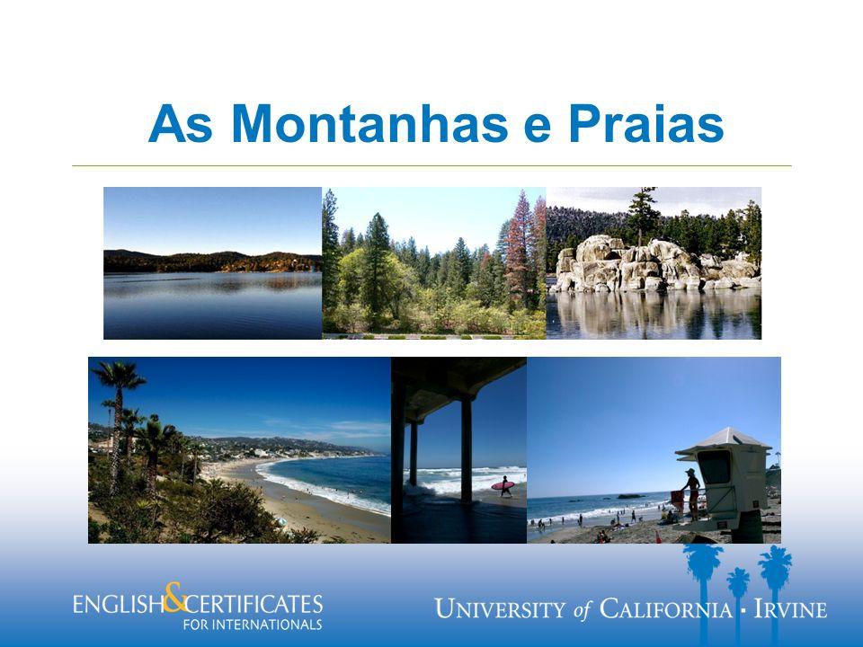 As Montanhas e Praias