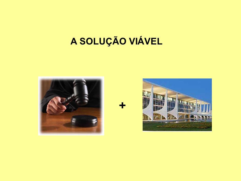 A SOLUÇÃO VIÁVEL +