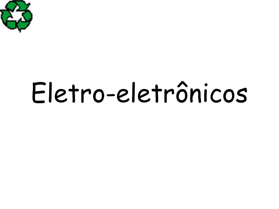Eletro-eletrônicos