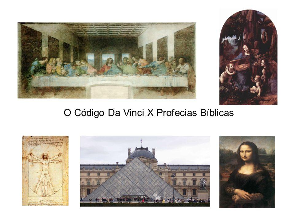 O Código Da Vinci X Profecias Bíblicas