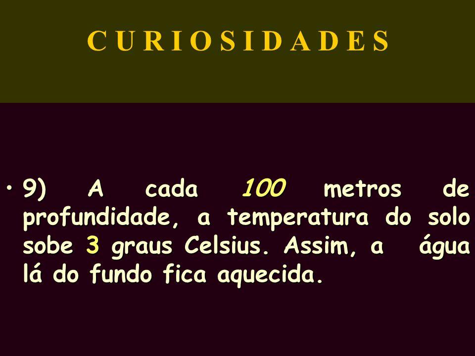 No Vale do Gurgueia no Piauí e em Mossoró no Rio Grande do Norte existem hoje importantes plantações irrigadas com água de poços profundos nas culturas de uva e cítricos que são exportados para diversos países da Europa e E.U.A.