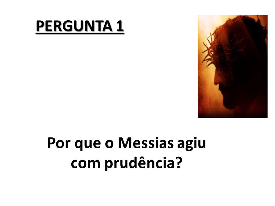 PERGUNTA 2 Por que o Messias é descrito, segundo alguns eruditos, como um mártir?