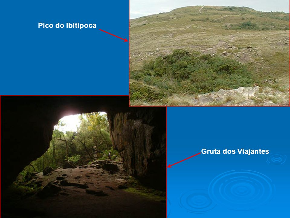 Gruta dos Viajantes Pico do Ibitipoca