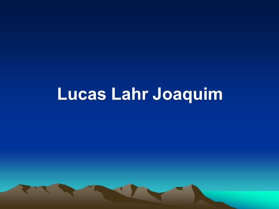 Lucas Lahr Joaquim