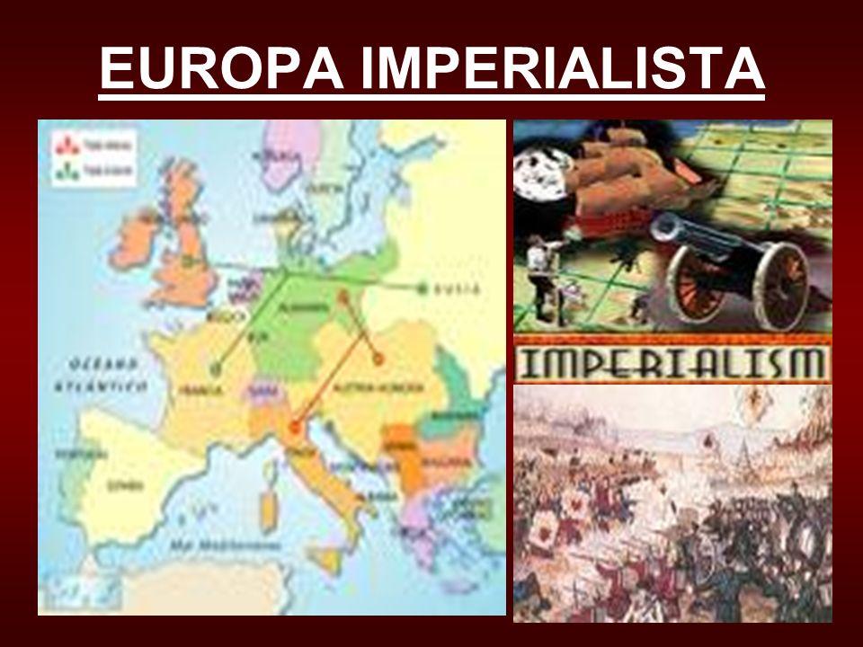 EUROPA IMPERIALISTA