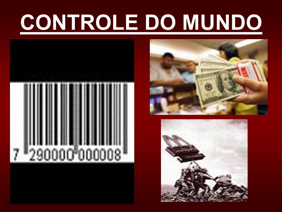 CONTROLE DO MUNDO