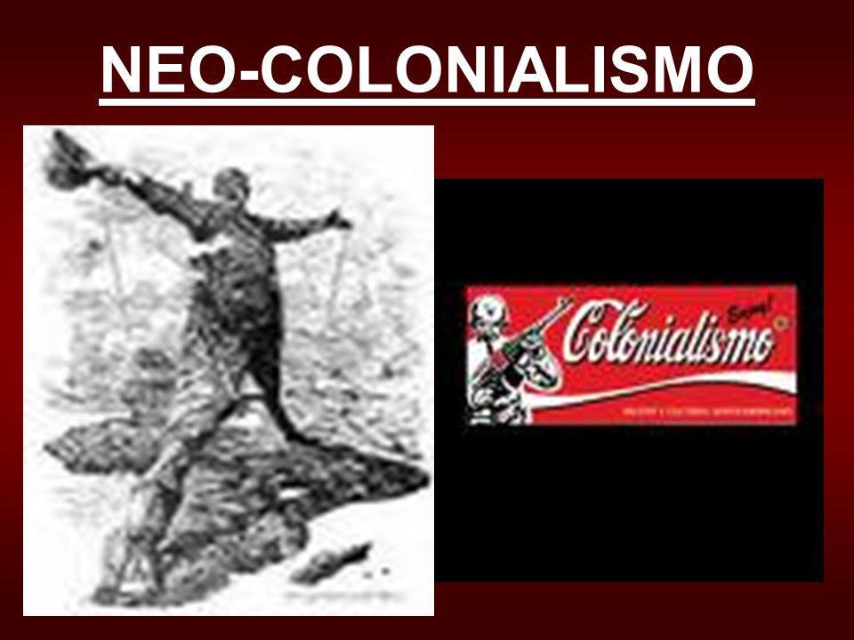 NEO-COLONIALISMO