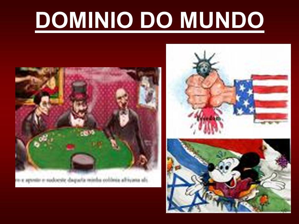 DOMINIO DO MUNDO