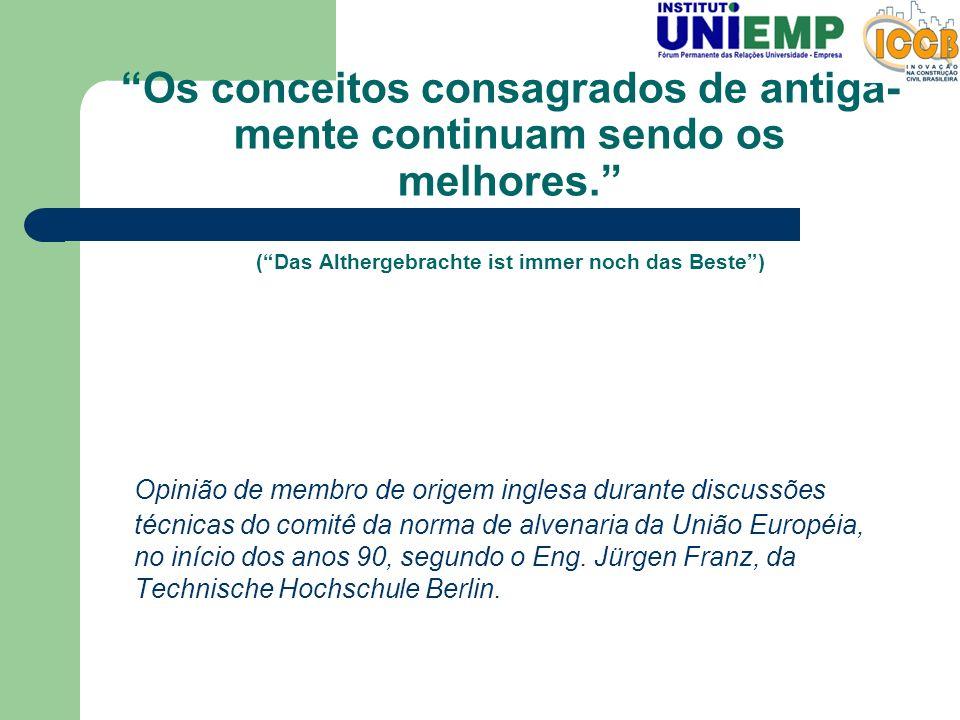 Conjuntura brasileira O Brasil não tem um projeto de longo prazo.