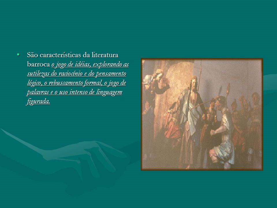 Na pintura barroca, buscou-se uma iluminação mais teatral, intensificou-se a dramaticidade das imagens, os gestos se tornaram mais expressivos e complexos, realçou-se cada movimento.
