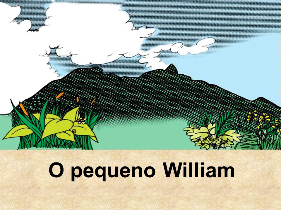 O pequeno William