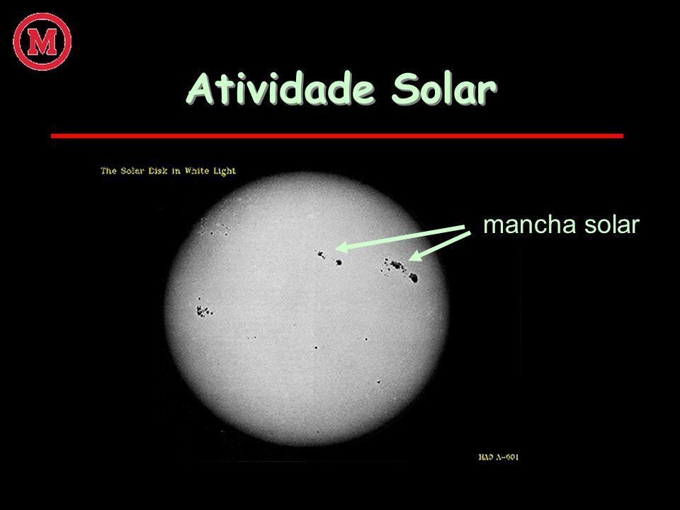 mancha solar