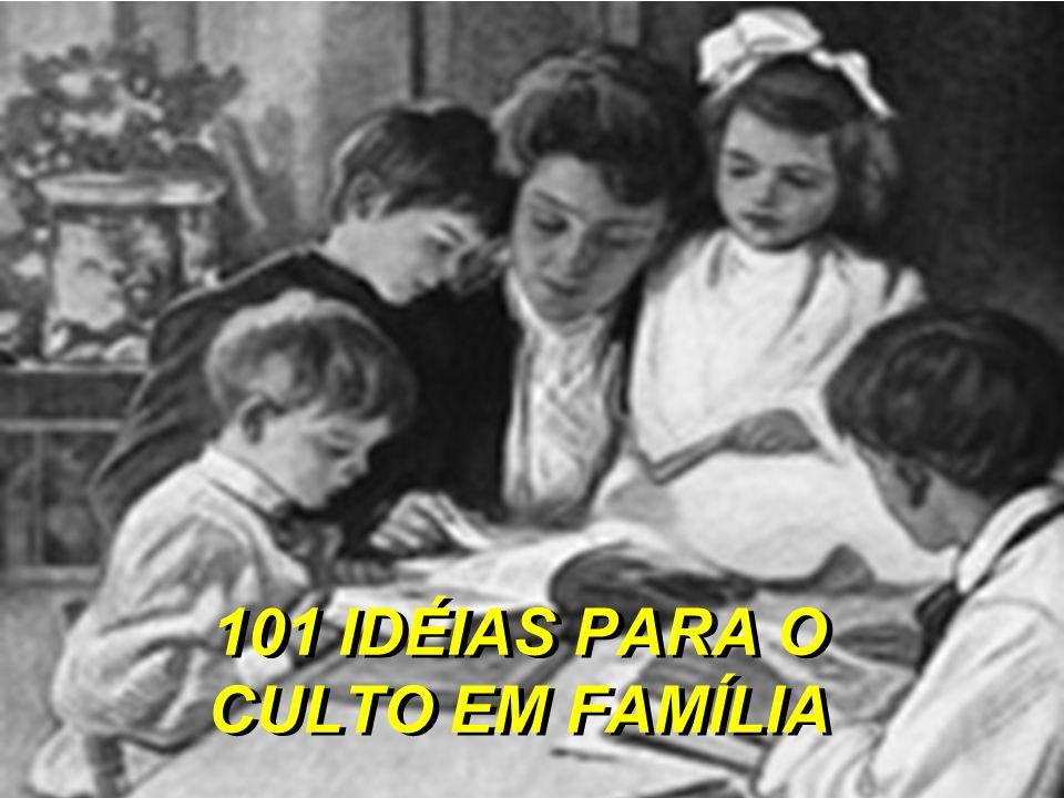 26.Estude e compartilhe com a família as seguintes doutrinas: o sábado, o batismo, a segunda vinda e o estado dos mortos.