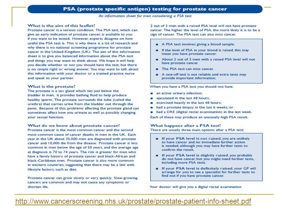 http://www.cancerscreening.nhs.uk/prostate/prostate-patient-info-sheet.pdf