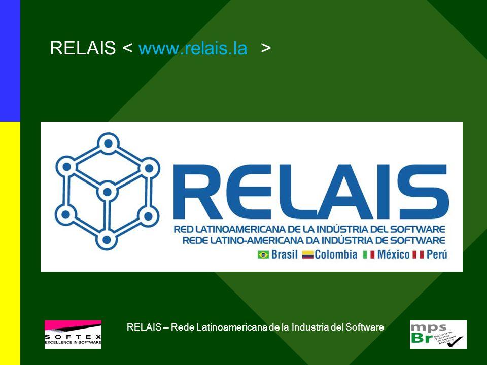 RELAIS RELAIS – Rede Latinoamericana de la Industria del Software
