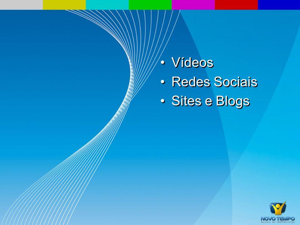 Como crescem as Redes Sociais