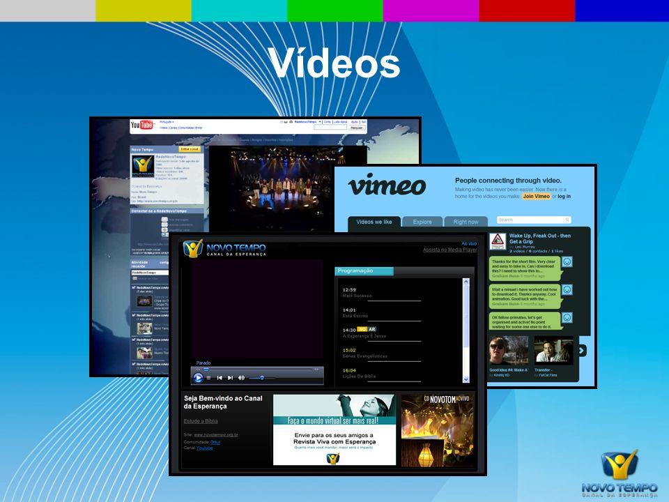 Projetos em andamento TV e Rádio NT on Demand Gerenciador de Mídia (áudio e vídeo) – IAPNet Biblioteca de Mídias - AWR