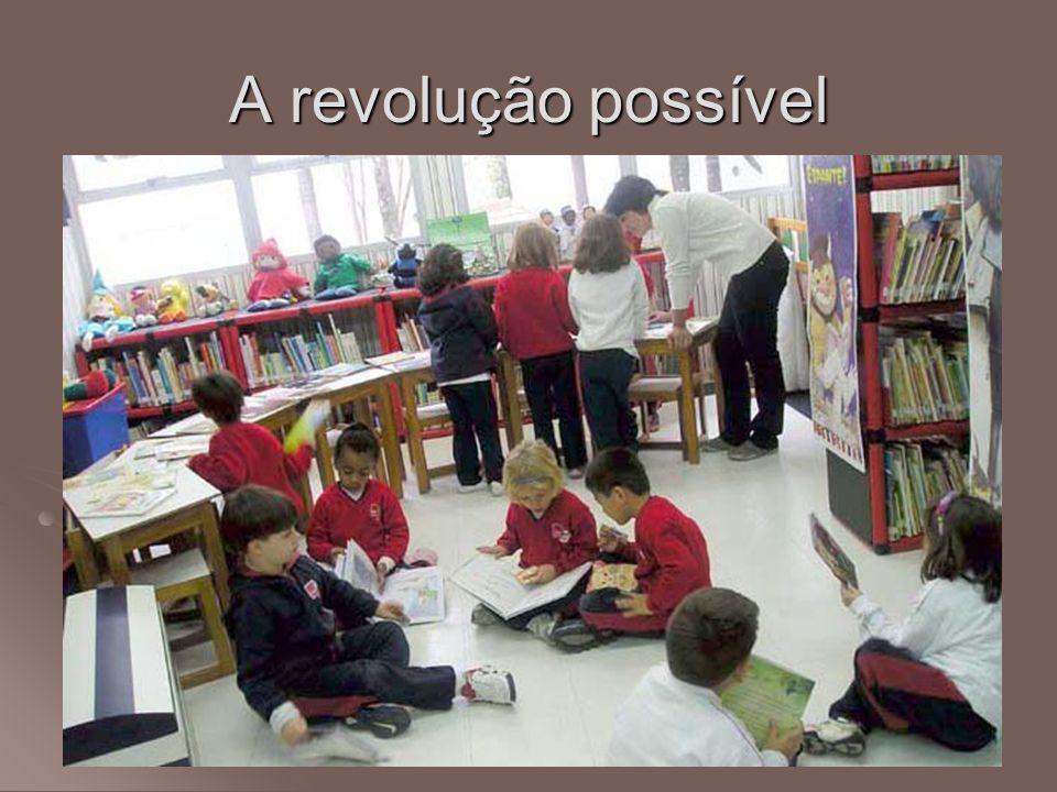 Movimento Educacionista Movimento Educacionista Dificuldade: classes médias e altas vão sentir a perda de seus privilégios por causa do monopólio da q