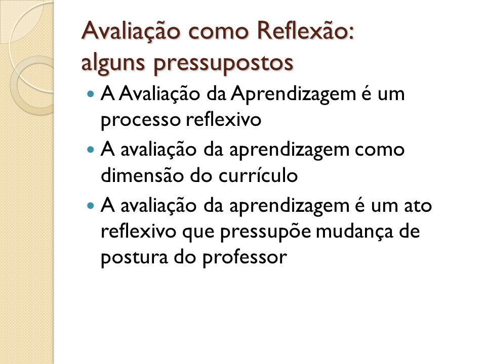 Projeto Pedagógico A avaliação se constitui em um processo de busca de compreensão da realidade escolar, com o fim de subsidiar as tomadas de decisões quanto ao direcionamento das intervenções, visando ao aprimoramento do trabalho escolar.