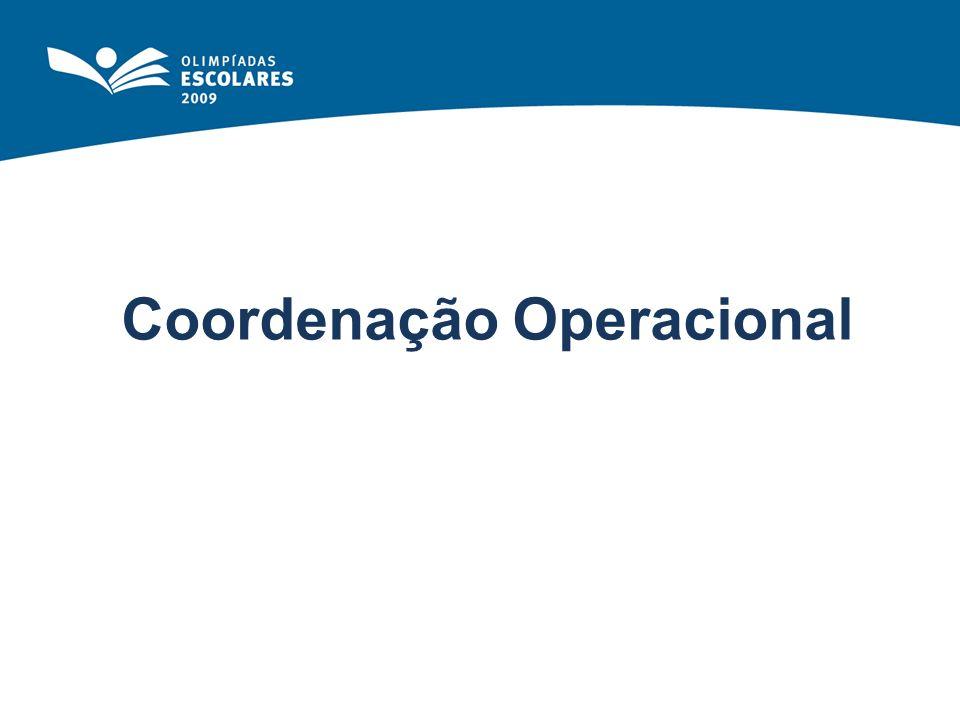 Coordenação Operacional