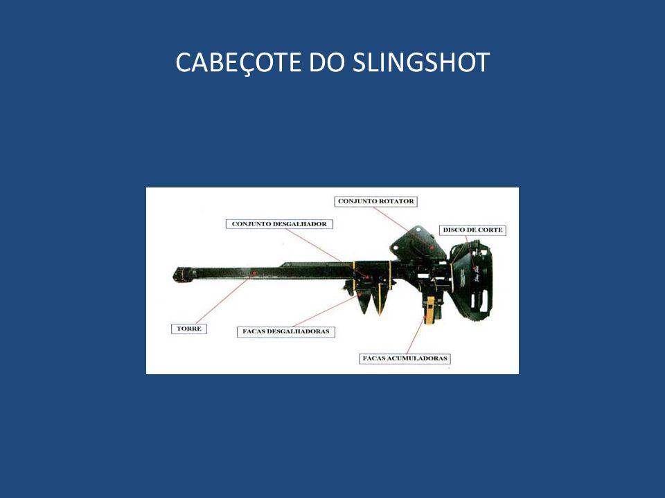 CABEÇOTE DO SLINGSHOT