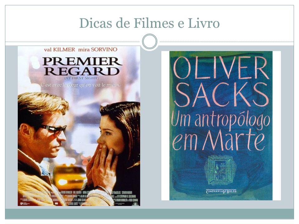 Dicas de Filmes e Livro