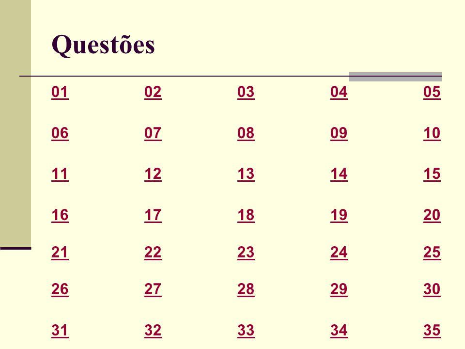 Questão 01 Serão submetidos ao procedimento sumaríssimo os dissídios individuais em que, na data do ajuizamento, o respectivo valor não exceda a: A - 60 (sessenta) vezes o salário mínimo.