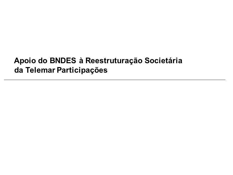 Apoio do BNDES à Reestruturação Societária da Telemar Participações