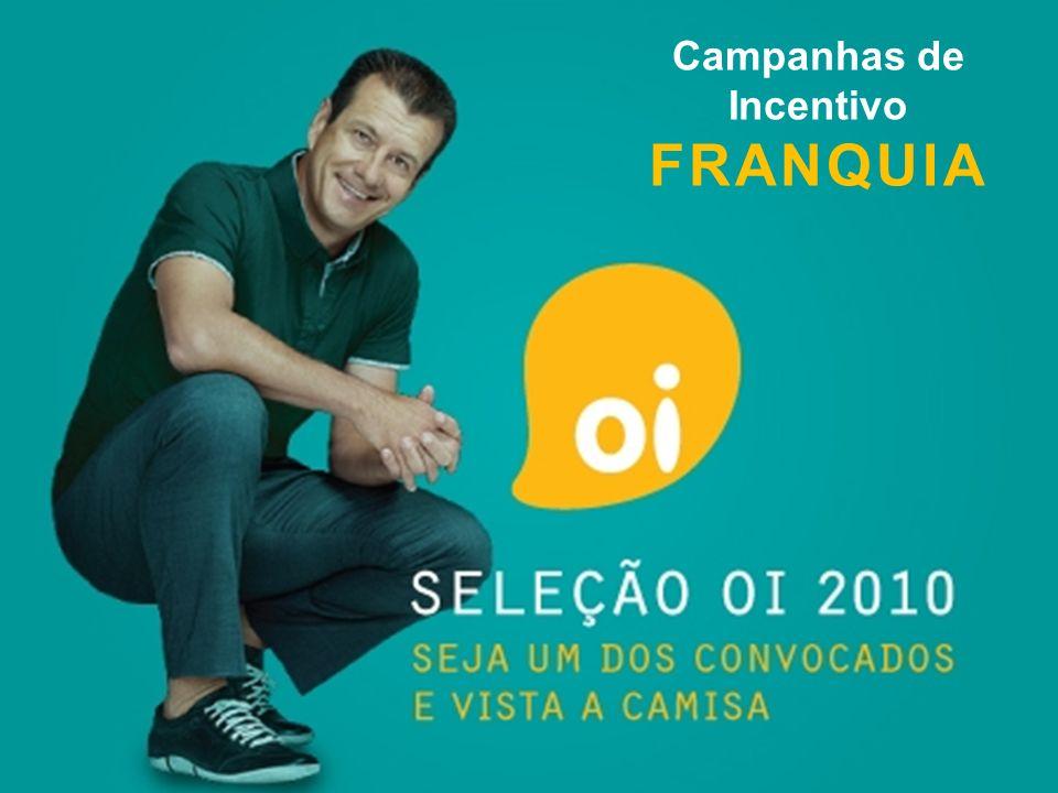 CAMPANHA DE INCENTIVO – PAP Campanhas de Incentivo FRANQUIA