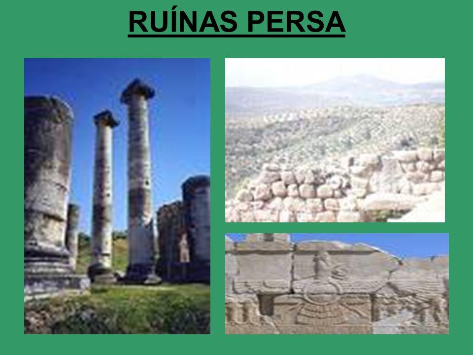RUÍNAS PERSA
