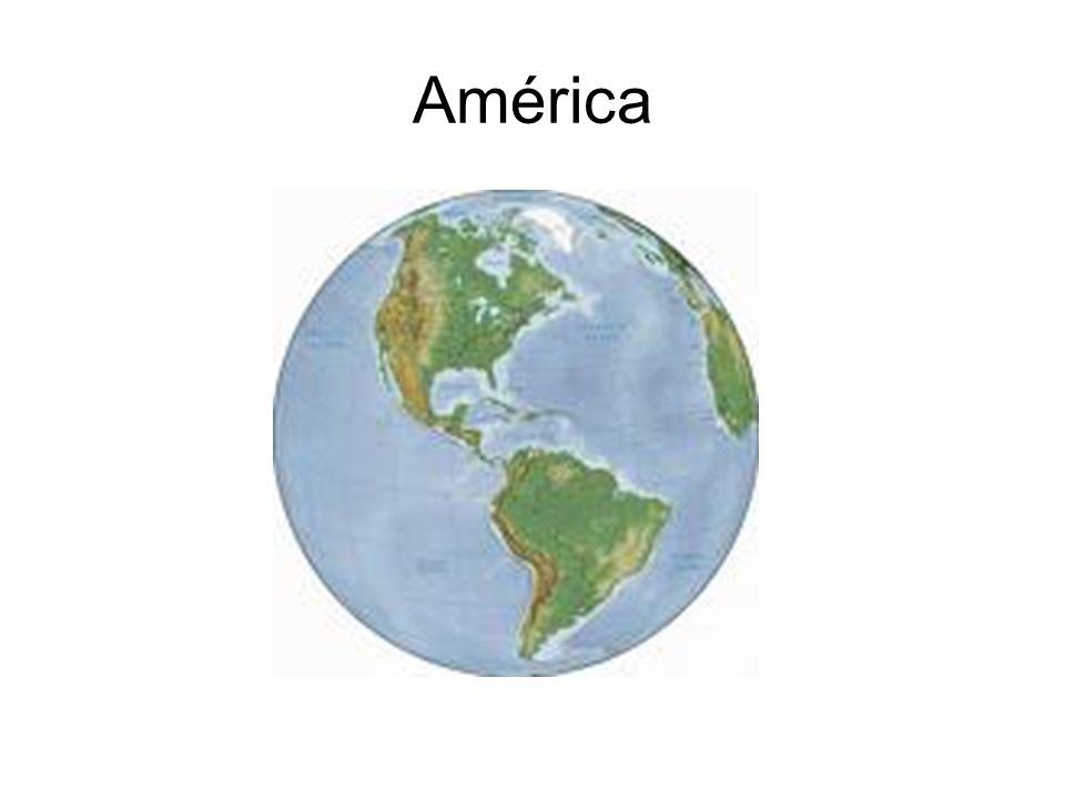 Divisão Política: 36 países População: 885.958.483 América do Norte envia 8.193 missionários e missionárias e recebe 1.645.