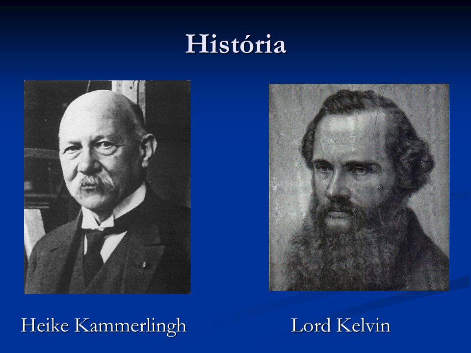 História Heike Kammerlingh Lord Kelvin Heike Kammerlingh Lord Kelvin