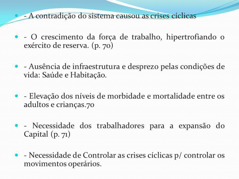 Aumento do Lucro X crescimento da consciência crítica dos trabalhadores.