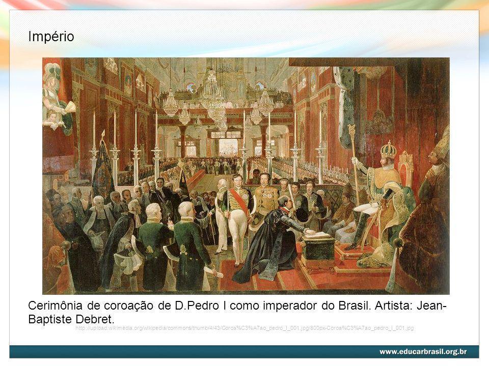 http://upload.wikimedia.org/wikipedia/commons/thumb/4/43/Coroa%C3%A7ao_pedro_I_001.jpg/800px-Coroa%C3%A7ao_pedro_I_001.jpg Cerimônia de coroação de D.