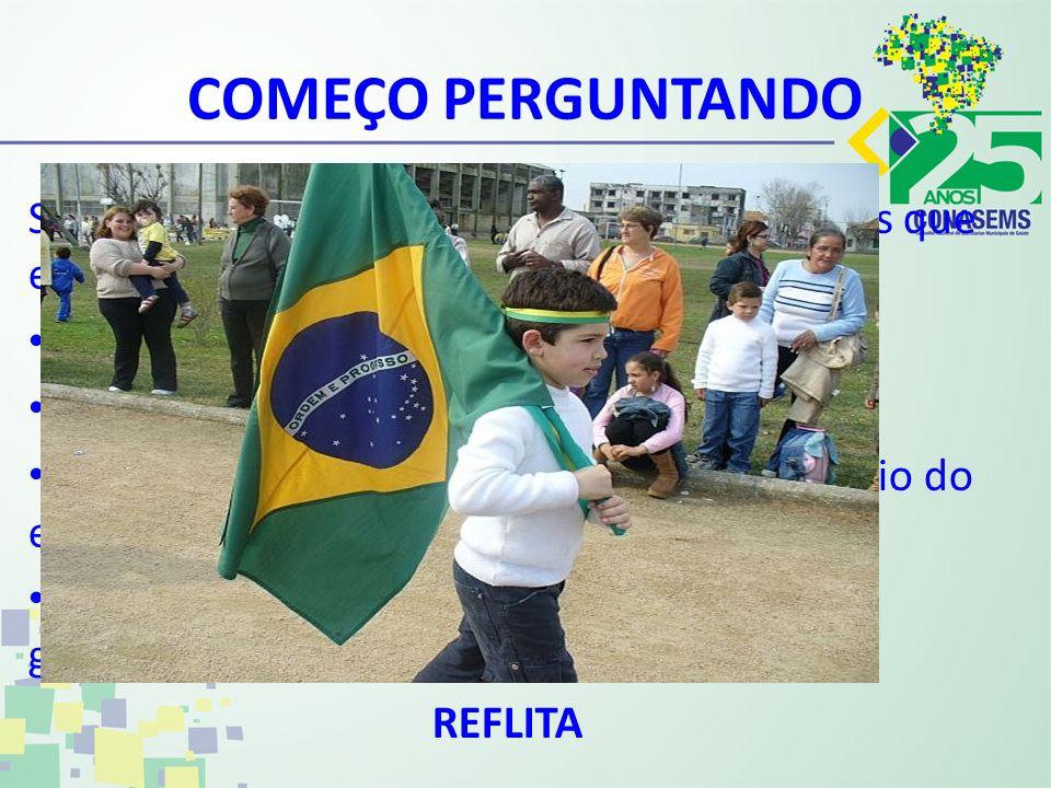 Final dos anos 80 A VIII CONFERÊNCIA NACIONAL DE SAÚDE 1986 O CONASEMS E OS COSEMS O SUS A REFORMA SANITÁRIA BRASILEIRA Inicia nos anos 70 CONSTITUIÇÃO FEDERAL-1988 CONSTITUIÇÃO FEDERAL-1988 DITADURA BOOO.