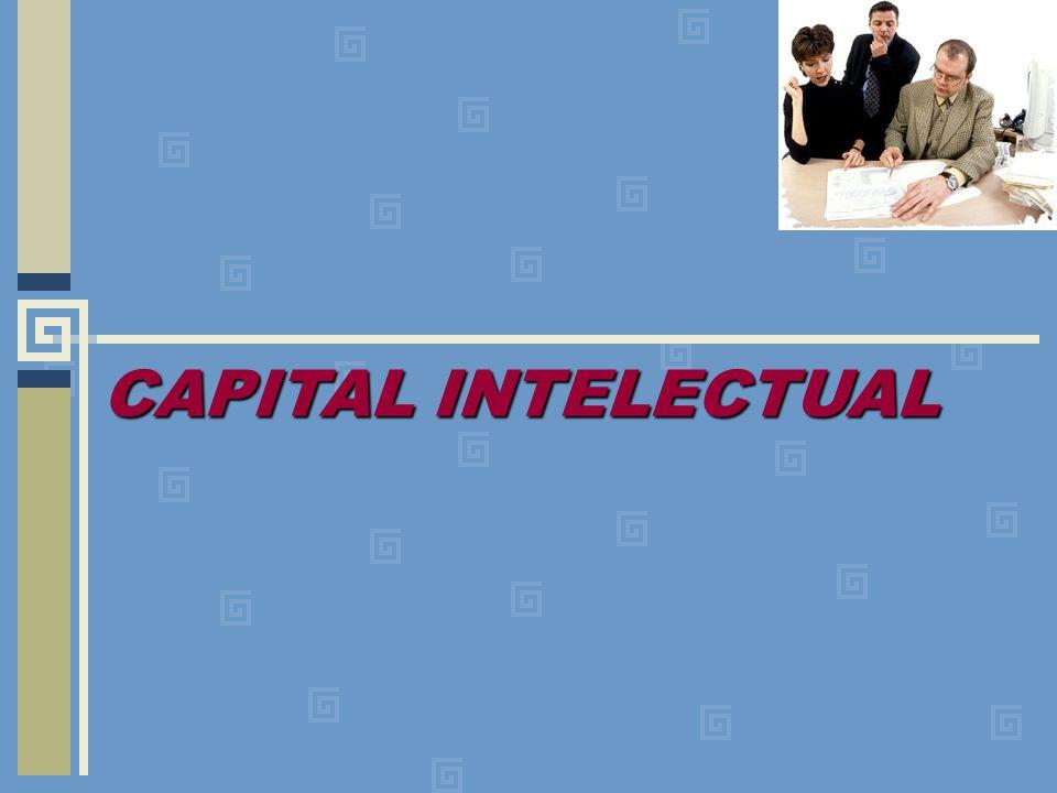- O Significado de Capital Intelectual O Capital Intelectual não representa somente o conhecimento, mas também a combinação, a aplicação e a interação deste conhecimento com a estrutura física, com a organização e com processos da empresa e também com seus clientes.
