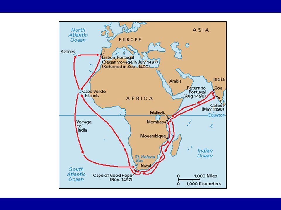 Inicia-se um novo momento para a história do Brasil *Período Pré-Colonial (1500 – 1530) – Expedições de patrulha e extração do pau-brasil.