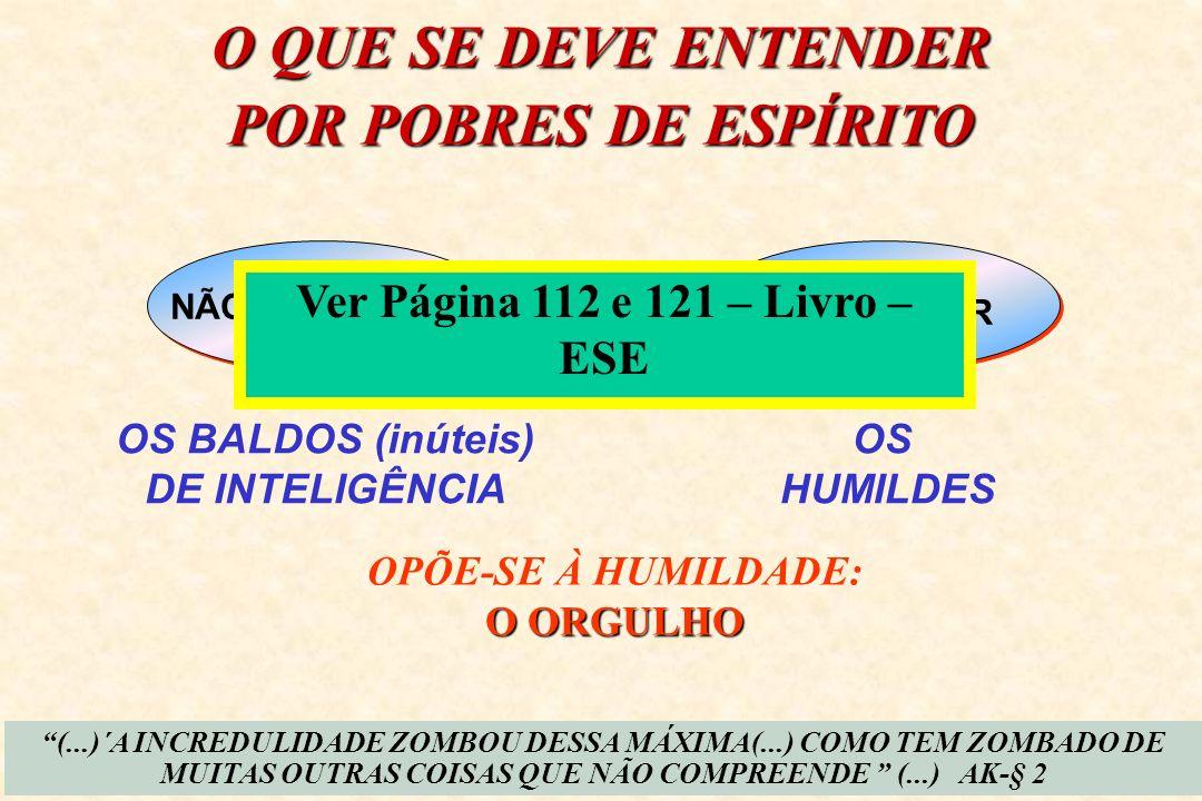 ORGULHO E HUMILDADE SIGNIFICAÇÃO MORAL ORGULHOHUMILDADE 1.ATO DE REVOLTA CONTRA DEUS1.