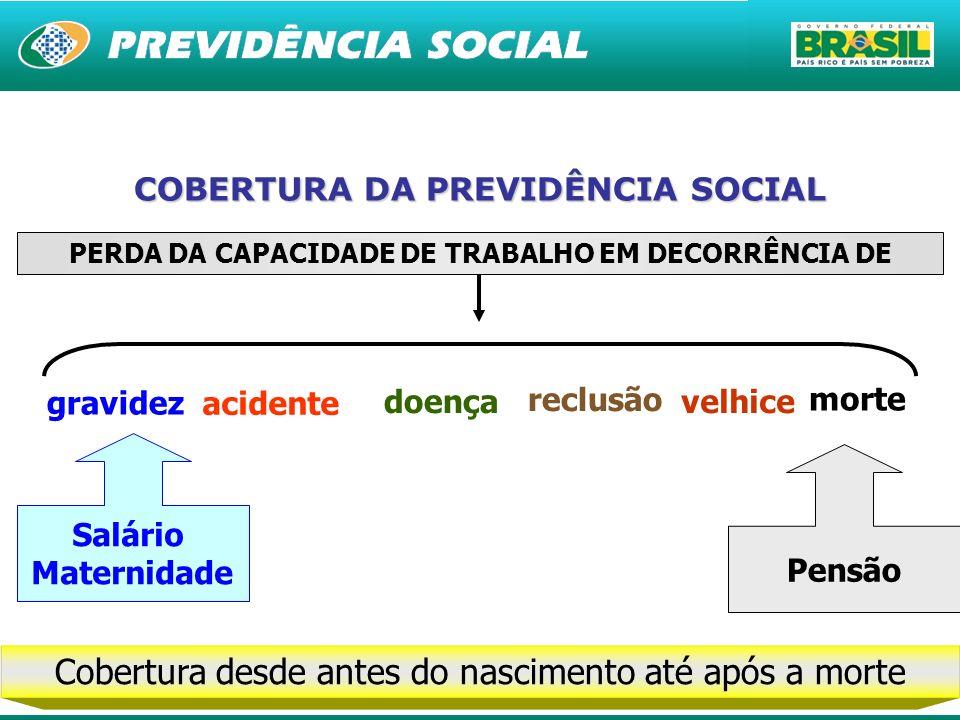7 Estrutura da Previdência Social