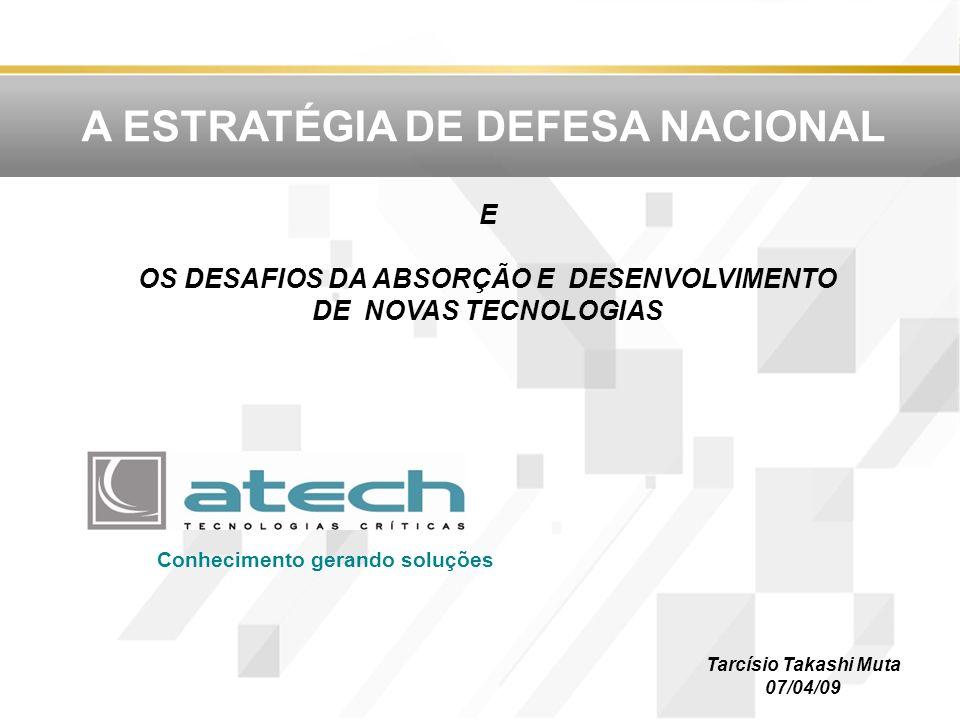 CASO - P3 GOVERNO BRASILEIRO (COPAC) EADS - CASA ATECH Contrato