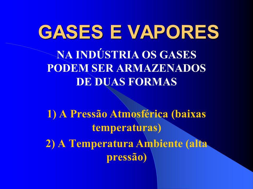 GASES E VAPORES OS GASES NÃO POSSUEM FORMA DEFINIDA, SE ESPALHANDO POR TODA A ATMOSFERA, COMO NO CASO DO AR, QUE É UMA MISTURA DE GASES: Nitrogênio-78