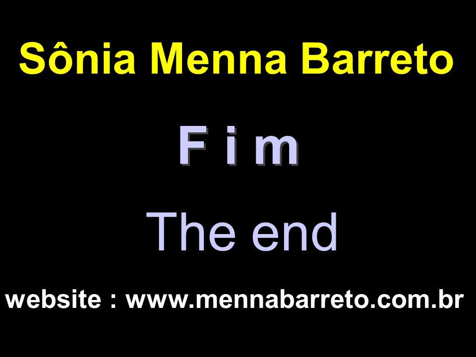 A artista plástica Sônia Menna Barreto, faz da sua produção artística a mais próxima expressão do homo ludens, o homem lúdico. Seu espírito criativo b