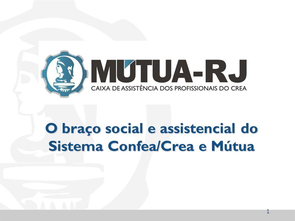 O braço social e assistencial do Sistema Confea/Crea e Mútua 1