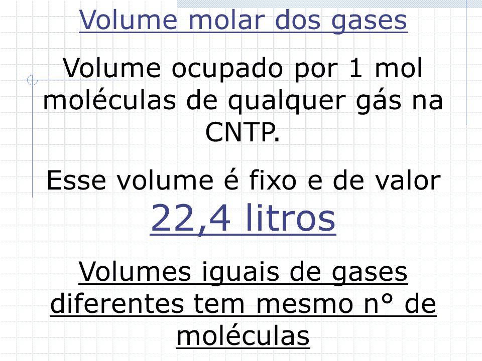 Transformações c/ massas variáveis de gases