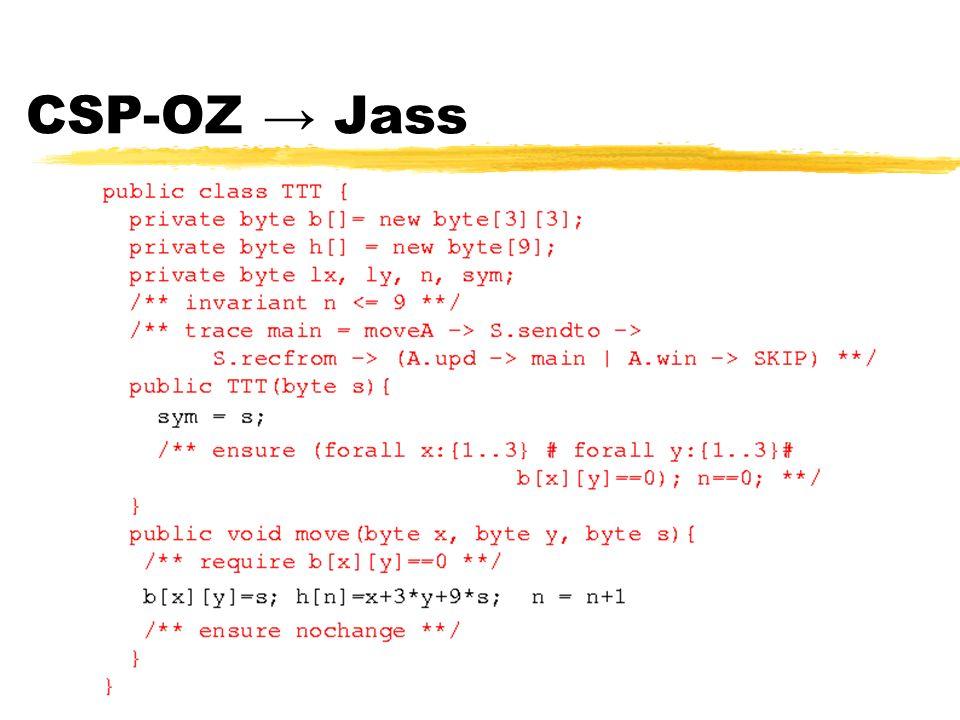 CSP-OZ Jass